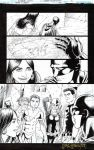 TEEN TITANS #94 Uncovering a Clue-SOLSTICE - SOLD by DRHazlewood