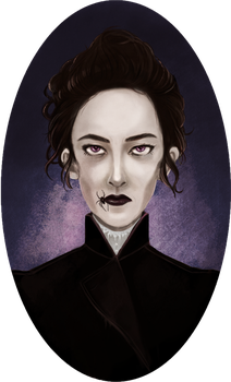 Vanessa Ives by izmoroz