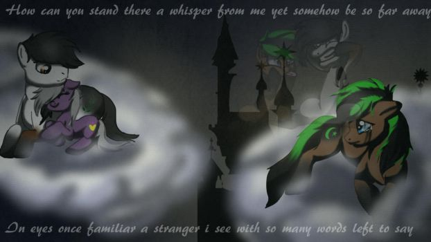 in eyes once familiar ~night and september~ MLP by Bekkiamber17