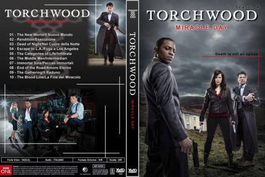 Torchwood - Miracle Day by mooneclypse