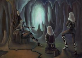 Guilty. Fandom Combat 2013. Forgotten Realms Team. by Ephy-Drow