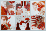 Red Is The Rose - Icon Set by Elflover21