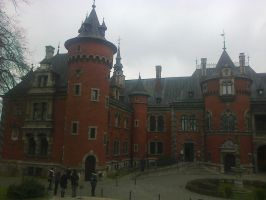 Plawniowice Palace by Witkacy1994