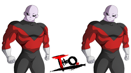 Jiren - Comparation by Theo001