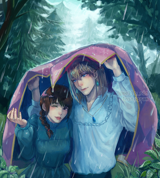 Rain by Mello-rin