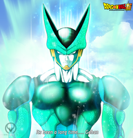 HYPERFECT CELL by ERIC-ARTS-inc