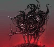 Shub-Niggurath by Acidea