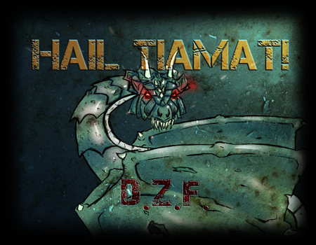 Tiamat: The Logo by Isulf