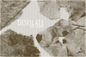 Desolate by cloaks