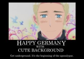 Happy Germany by Maddy271
