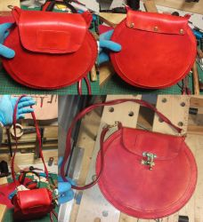 comission - rust / red bag - 09 by armourplatedlegion