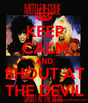 Keep Clam, Motley Crue by MOTLEYLOMBAXCRUE666