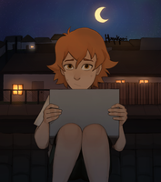 Happy Late Birthday, Pidge! by Hanakoori13