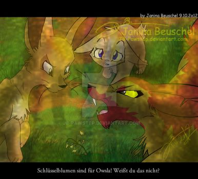 Watership Down -For Owsla! by JB-Pawstep
