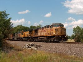 Railfan Trip: 6-25-16: On The Move by lonewolf3878