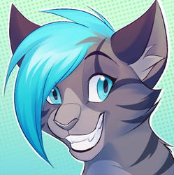 [CM] Shadowtail icon by Mistrel-Fox