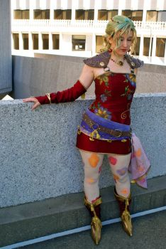 Terra - Final Fantasy VI: 2 by popecerebus