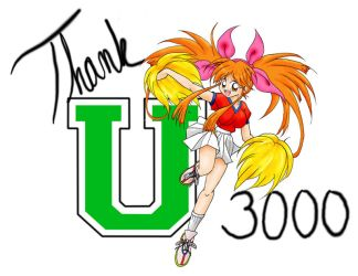 3000 Thanks by BA4ever
