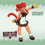 Gift: Nora by freelancemanga