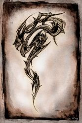Abstract tribal by tchmyf4