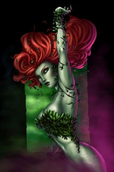 Poison Ivy qualano/ Devgear/ Fablempact/ vic55b co by vic55b