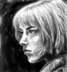 Olivia Thirlby as Judge Anderson by staticgirl