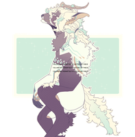 Sparkle Beast - Auction Adopt - CLOSED by HlGHNOON