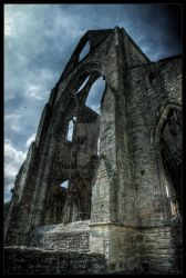 Tintern abbey by zardo