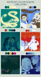 TANGLED SPOILERS Color Meme by sunami56