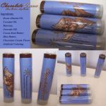 Chocolate -Gryphon- Lip Balm by Jianre-M