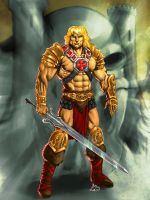 He-man by Rubus by GavinMichelli
