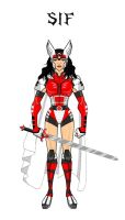 Sif (Update Design) by Eye-of-Ra-X