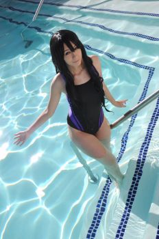 Free! - Lady Haru by Citrusbell