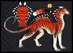 CLOSED   Houndra (22) Auction by Soulsplosion