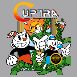 Cuptra (T-Shirt Available Now) by ronniearaya1