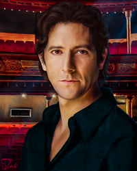 Henry Ian Cusick (Citizens Theatre) by Yatanis
