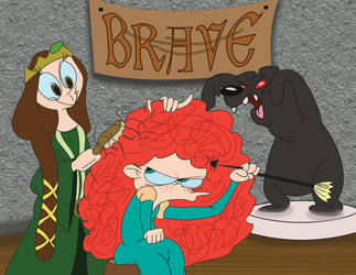 WIESEGUY STYLE: BRAVE by wieseguy69