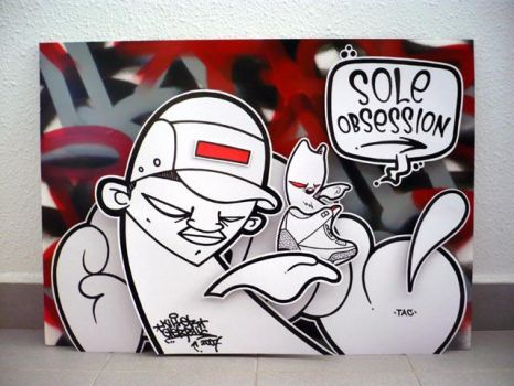 Sole Obsession Part 2 by thekillergerbil