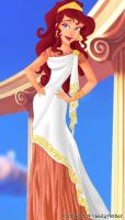 Megara deluxe gown by LadyAmber