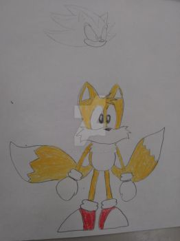 Tails by The-Duck-Dealer