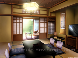 Fabulous Japanese house by kjkjmulo