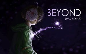 CRY BEYOND two souls by UNWanTED-ArT