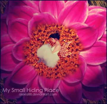 My Small hiding Place by Alexia88