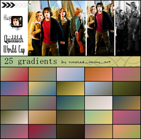 Gradients, Set 06 by anolinde