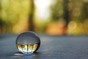 refraction by TrashPhoto