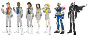In-Space and Turbo characters by Chen-Chan