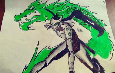 genji by luiisdeviant