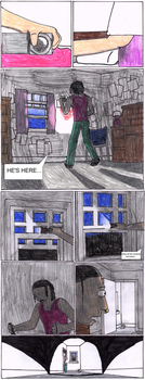 Slender The Arrival: Page 24 by JSArtMaster