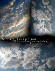 Sky Pack 3 by neverFading-stock