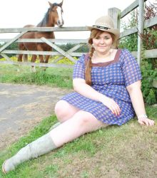 country girl 3 by vikilhill